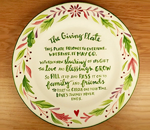 Alameda The Giving Plate