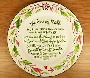 Alameda The Giving Plate