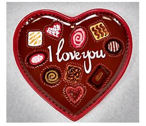 Alameda Valentine's Chocolate