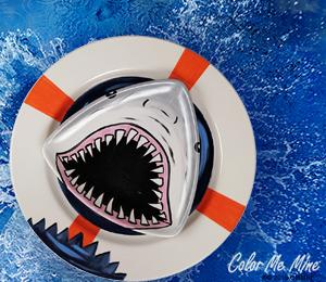Alameda Shark Attack!