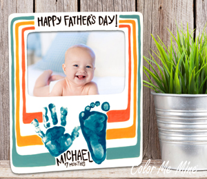 Alameda Father's Day Frame