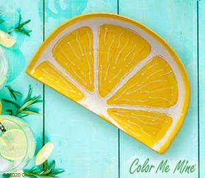 Alameda Lemon Wedge