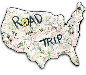 Alameda Family Road Trip!