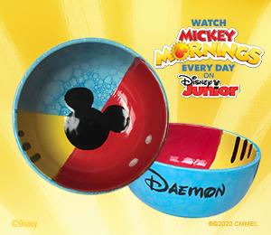 Alameda Mickey's Bubble Bowl